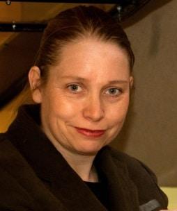 Pia Moberg beskuren