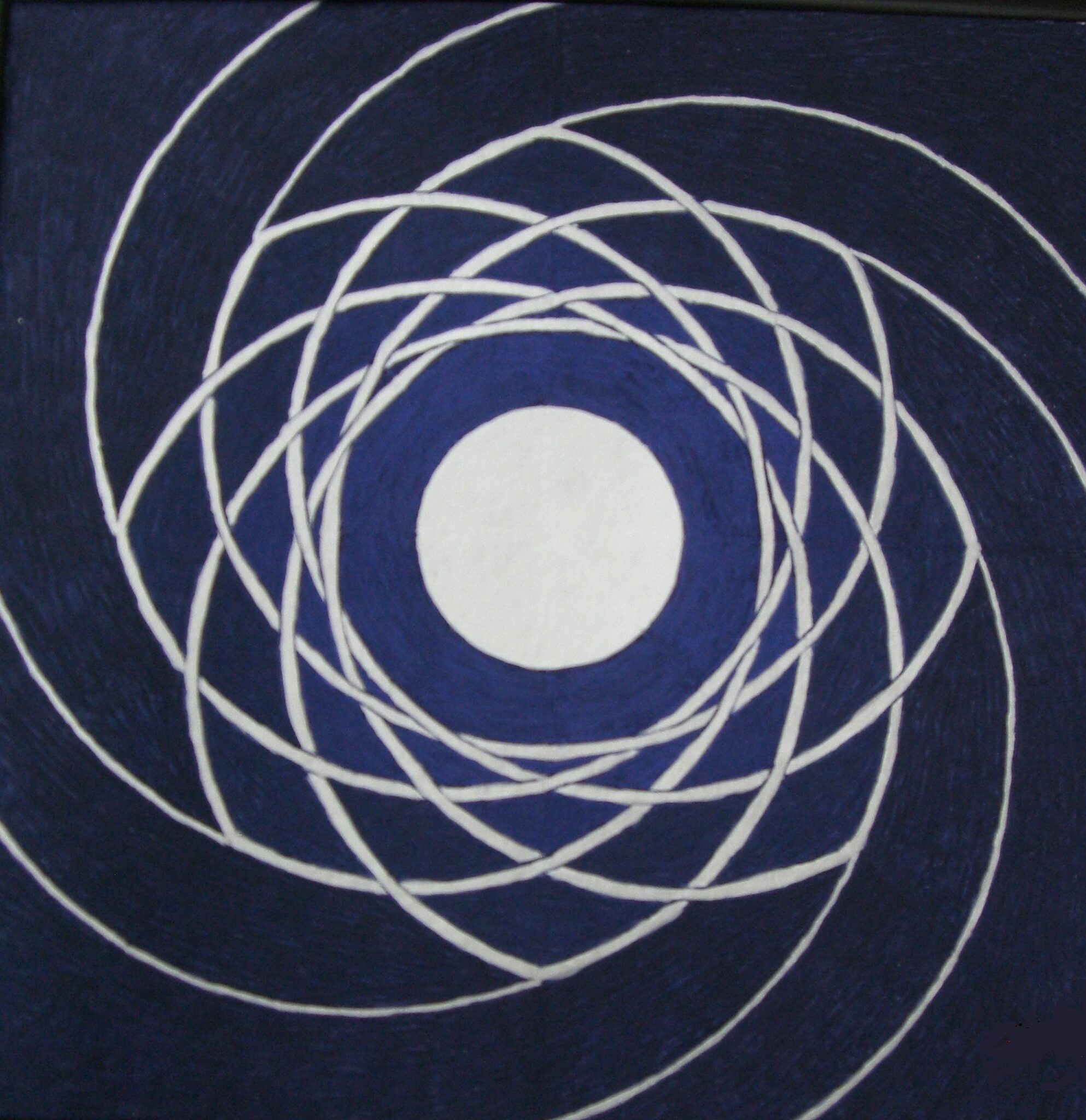 Mandala av Marianne Thulin